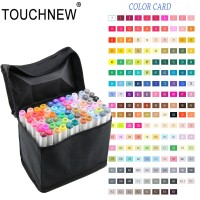 Esquisse TouchNew Sketch Markers 80 Couleur Manga Animaiton Ensemble